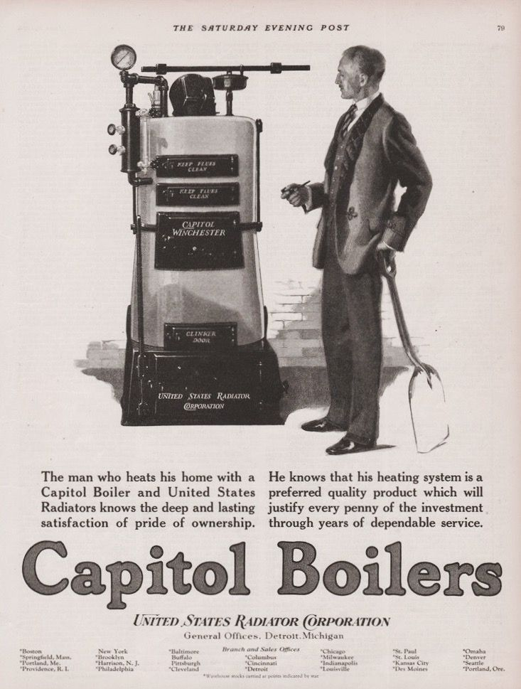 Pin By J E Hart On Vintage Ads Heating And Cooling Radiator Heating Heating Systems Vintage Ads