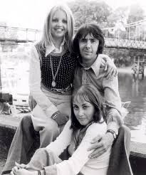 Sally Thomsett, Paula Wilcox and Richard O'Sullivan in Man About The House back in the days when sex symbols looked like human beings