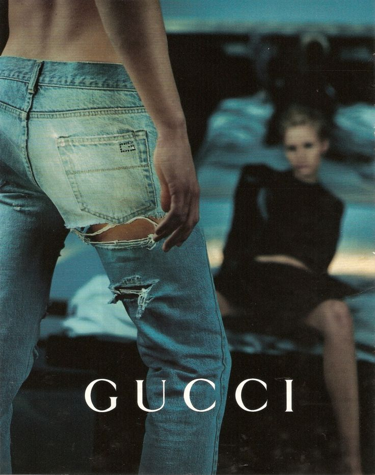 Gucci Spr/Sum 1998 - Erin Cummings & Ryan Locke by Luis Sanchis