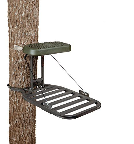 Summit Treestands RSX HAWK Hang-On Stand   http://huntinggearsuperstore.com/product/summit-treestands-rsx-hawk-hang-on-stand/