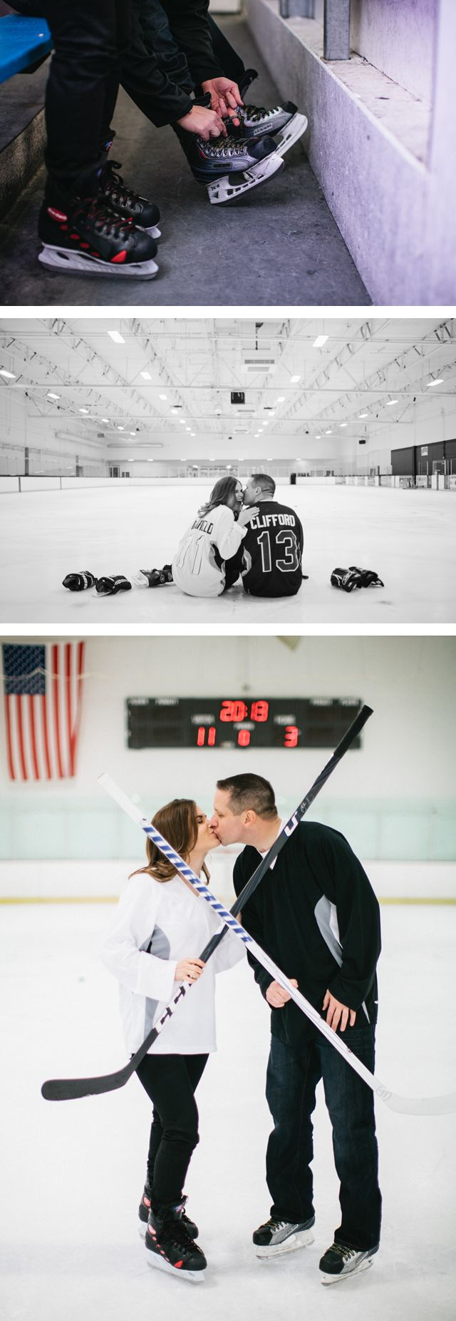 Hockey Engagement Photos Ice Rink Boston Bruins Adrian and Adnrew Meg Ruth Photo_003