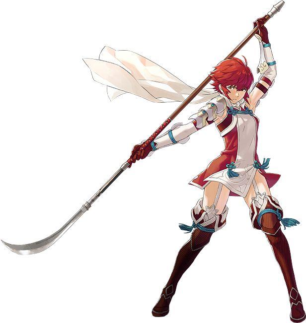 Fire Emblem Fates - Hinoka