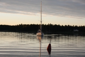 summer in the baltic sea