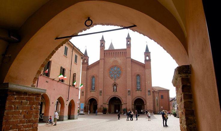 Duomo church #alba
