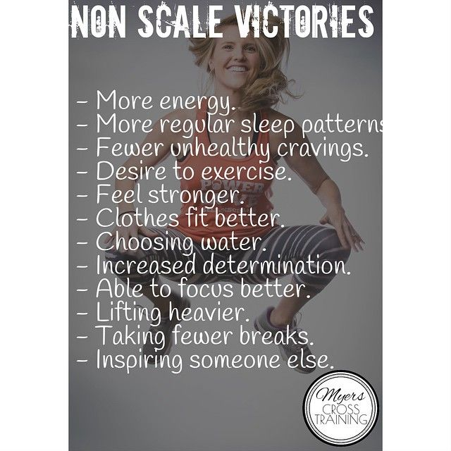 Last week, when I talked about focusing on something other than the scale, I got several messages asking what they CAN focus on. Introducing non-scale victories....or as I like to call them - NSV's!  Review this list - this is just a few of the many ways you will see & feel the difference when you fuel your body with healthy foods & commit to daily movement.   Which one of these will you focus on? Tag a friend who will love the idea of ditching the digits!