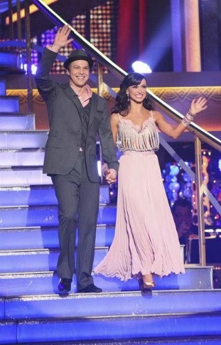 'Dancing With the Stars': Gavin Degraw has a future in standup #DWTS