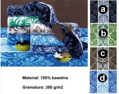 Piękny #ręczniki_bawełniane Kelly z eleganckim wzorem z wysokiej jakości materiału. Ręcznik trwały wykonany z dużą dbałością o każdy element. Kolory ręcznika zachowują swoją intensywna barwę nawet po wielu praniach.  Unikalny wzór nada naszej łazience oryginalnego designu.    Wymiary: 70 x 140 cm  Kolory: - brązowy, - szary.  kasandra.com.pl