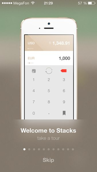 Stacks ios iphone app
