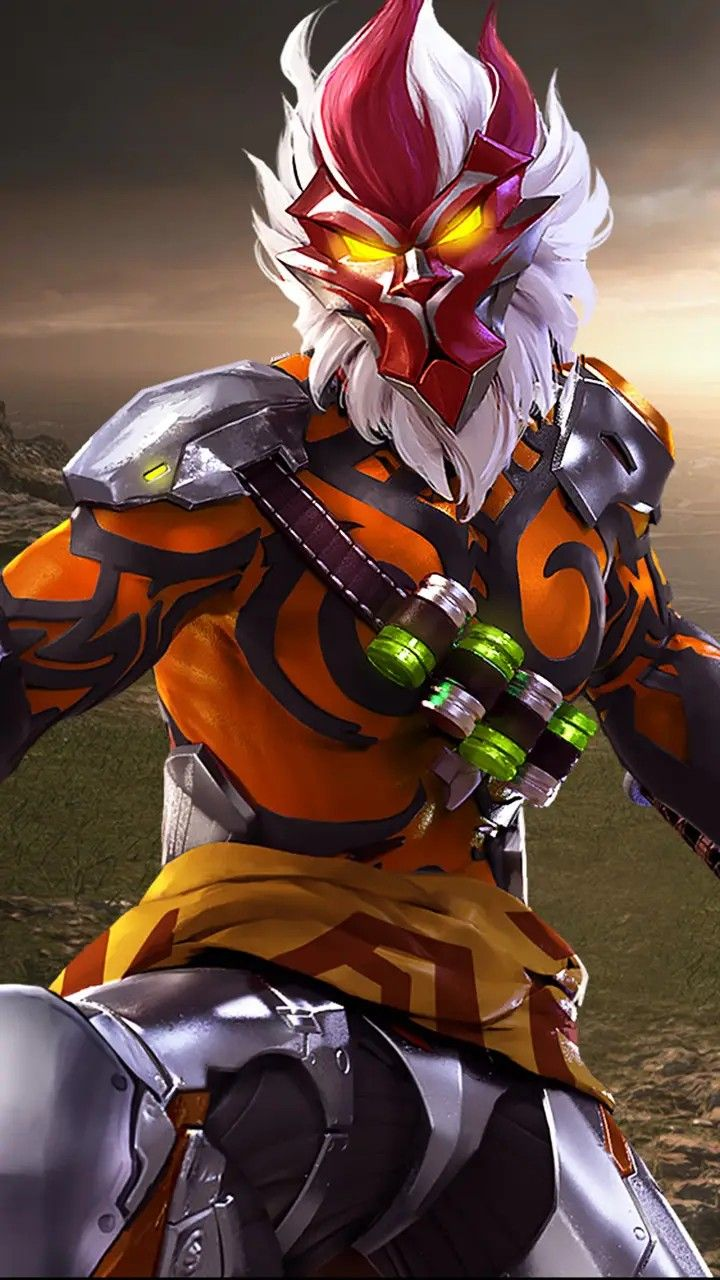 Wukong Avatar Free Fire Free Avatars Fire Image Game
