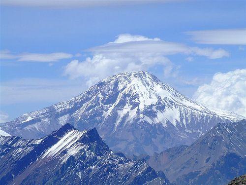 Parque Provincial Volcán Tupungato   Mendoza Travel