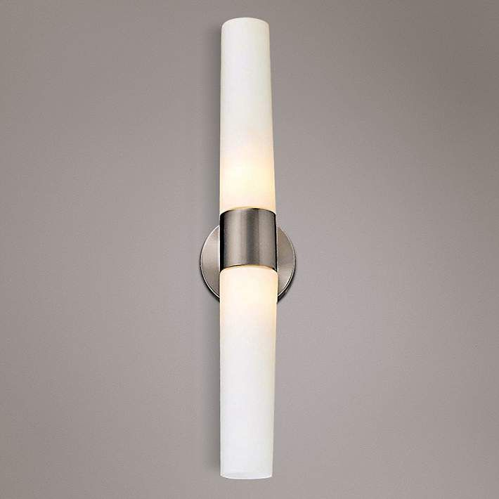 George Kovacs Two Light Contemporary Wall Sconce   #80216 | Lamps Plus