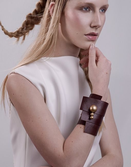 Leather Bracelet FW1516 ELITE SERIES Collection