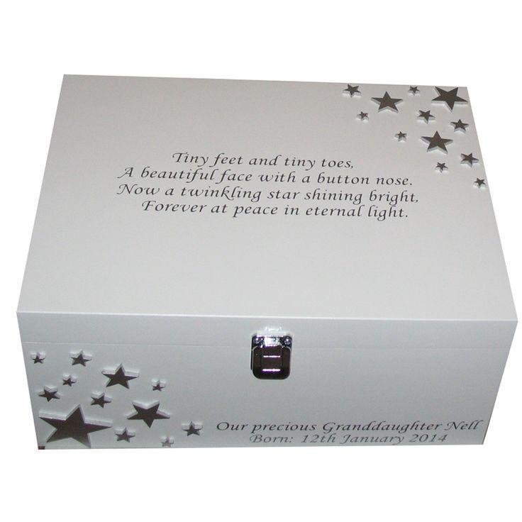 30 best Bereavement Memory Boxes images on Pinterest | Bereavement ...