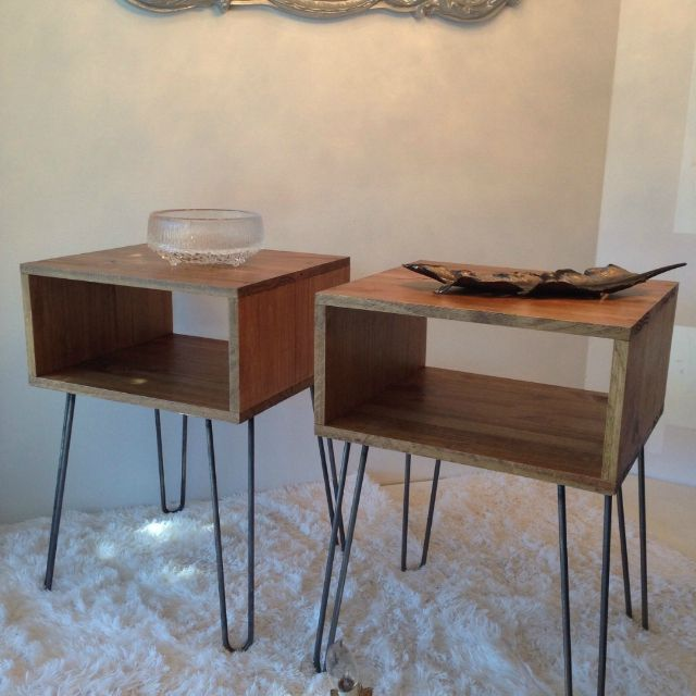 Breez - Locally Crafted Side Tables