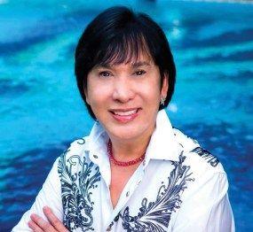 Gloria Romero visits The World of Gandang Ricky Reyes