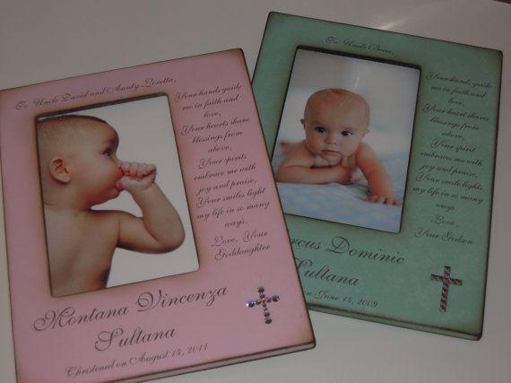 Baptism Gift For Godparents Christening Gift Godparents: 33 Best Images About Godparent Gifts On Pinterest
