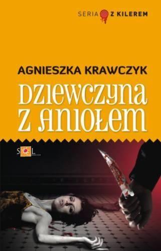 Okładka książki Dziewczyna z aniołem