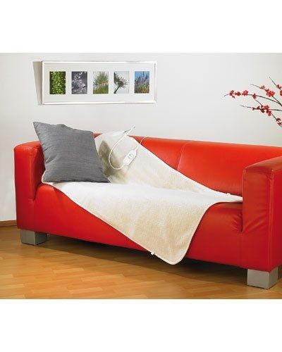 Préparez votre venue au lit lorsque la nuit devient froide au cours de l'hiver avec ce surmatelas chauffant pour lit d'enfant ou lit double.