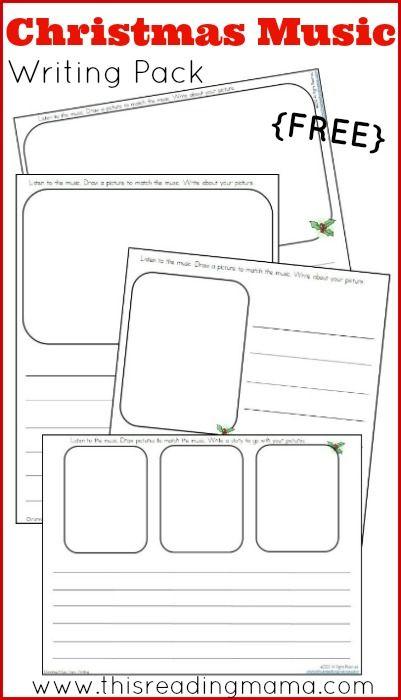 216 best Christmas Worksheets  Printables for Kids images on