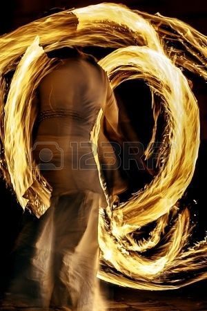 Sold Fire show, set in a historical location in Timisoara, Romania