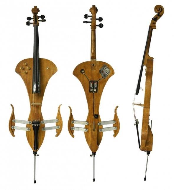 Modern Electric cello
