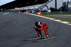 Jędrzej Dobrowolski @Jędrzej Dobrowolski http://www.pzn.pl/narciarstwo-alpejskie/aktualnosci/art328,jedrzej-dobrowolski-na-legendarnym-torze-nurburgring.html