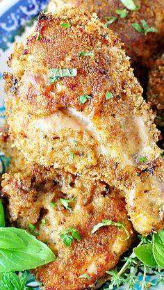 Italian Baked Chicken...Easy! best chicken recipes