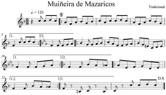 Muiñeira de Mazaricos