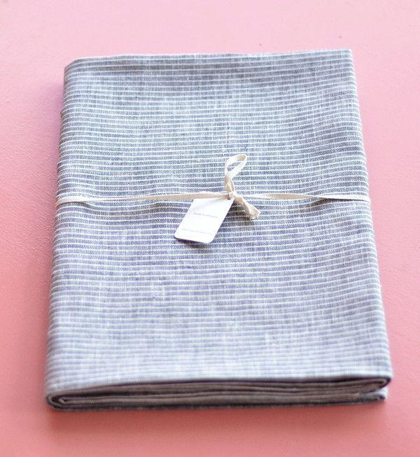 Fog Linen Large Tablecloth