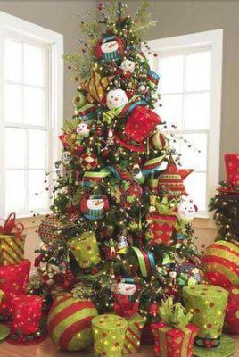 Fun Christmas Tree for Kids