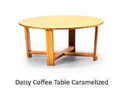 Greenington Daisy Round Coffee Table