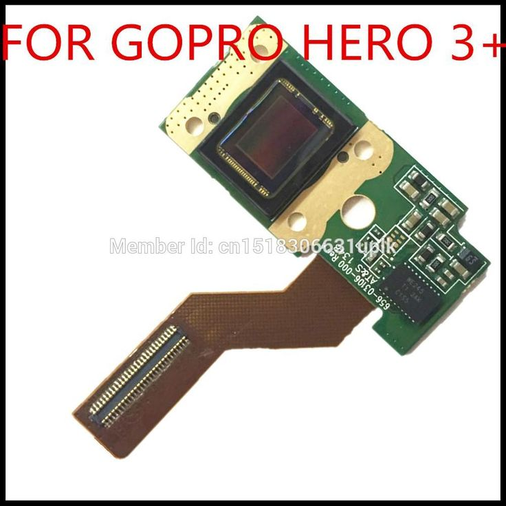 100% Original NEW Gopro Hero3 + Plus CCD Plate for Gopro3+ hero 3+ Image CMOS Sensor imaging Charge-coupled Device Parts