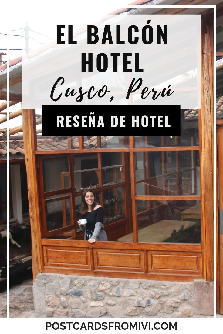 My stay at El Balcón Hotel in Cusco, Perú - Postcards From IvI Beautiful Hotels, Beautiful Places, Santa Ana, Travel Style, Travel Blog, Peru Travel, South America Travel, Life Is An Adventure, Hotel Reviews