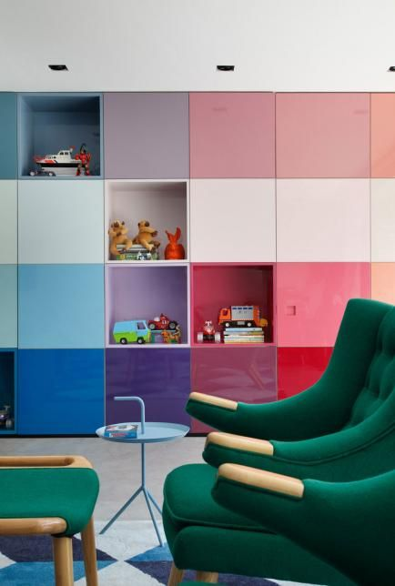 A Celebration of the Colour Spectrum by Dana Tomic Hughes from Yellowtrace for Haymes Paint.  ...