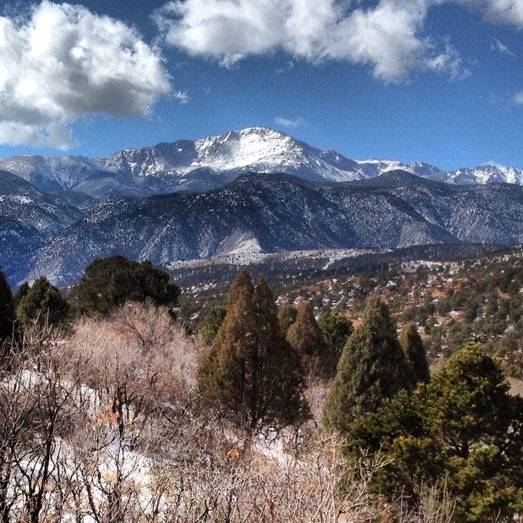 Pikes Peak In Colorado Springs: 41 Best Pikes Peak Colorado Images On Pinterest