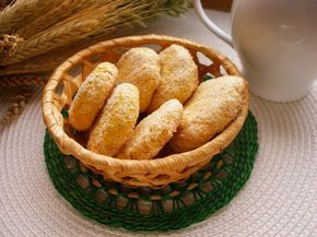 Печенье из кукурузной муки, интересный рецепт