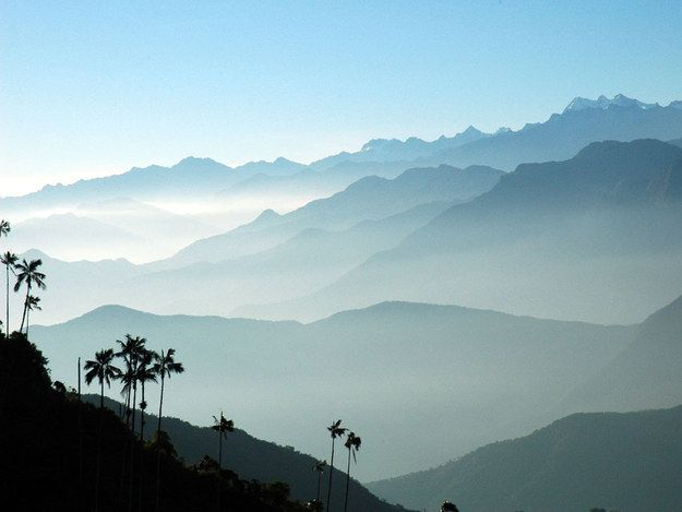 And try climbing the highest coastal peak in the world 'Sierra Nevada de Santa Marta', Colombia