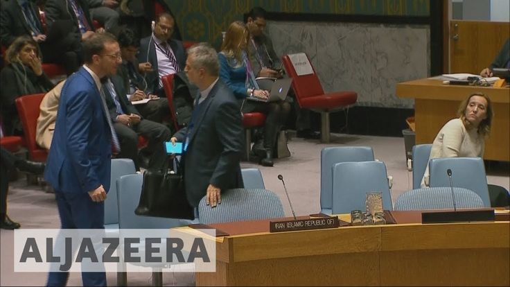 #latestnews#worldnews#news#currentnews#breakingnewsIran protests United Nations emergency meeting