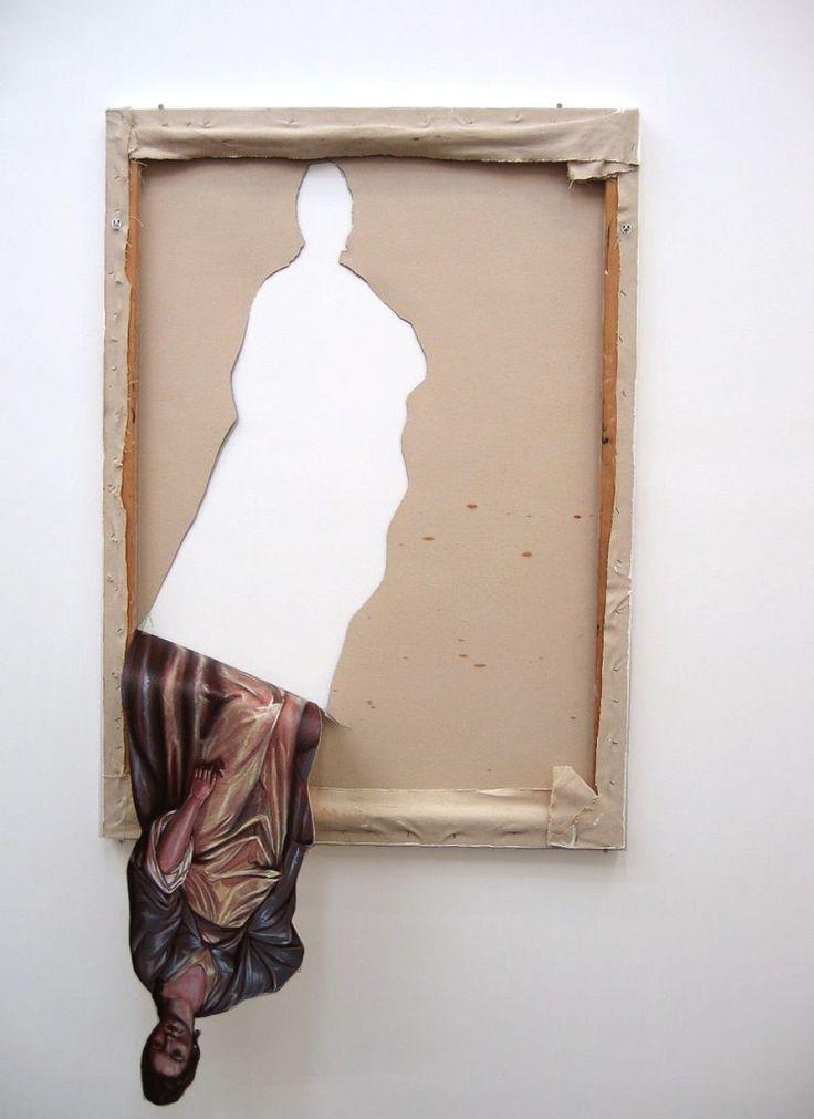 Titus Kaphar; 'Fallen', 2006.