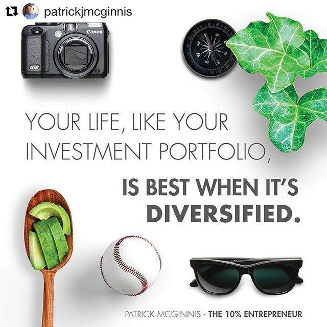 Patrick McGinnis is a pretty smart man and I really enjoy managing his brand identity at work. You should totally read The 10% Entrepreneur #design #graphicdesign #instagrampost #branding #quotes #ilikemyjob