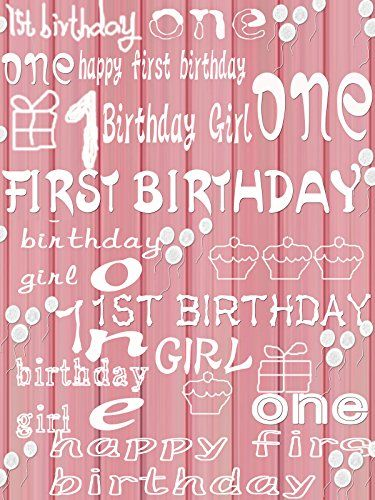 Pink Photography Backdrop 5x7ft First Birthday Graffiti W... https://www.amazon.co.uk/dp/B01M0QBCGP/ref=cm_sw_r_pi_dp_x_.8YdybDQ4TXG5