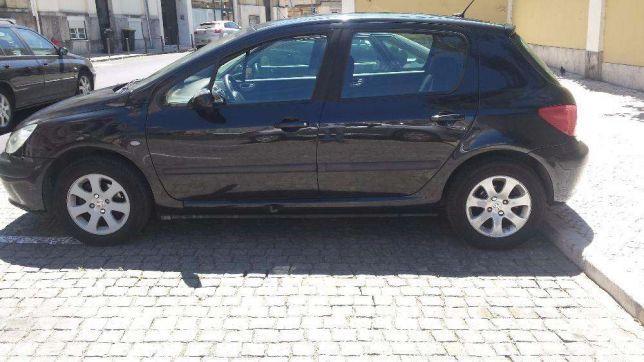 Vendo Peugeot 307 1.4 preços usados