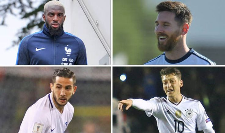 nice Transfer News: Chelsea agreement, Man Utd & Liverpool alert, Arsenal belief, Messi wishes | Football | Sport Check more at https://epeak.info/2017/03/27/transfer-news-chelsea-agreement-man-utd-liverpool-alert-arsenal-belief-messi-wishes-football-sport/
