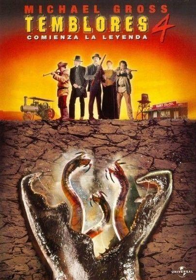 Cuando en la remota ciudad minera de Rejection (Nevada) unos obreros caen en las garras de un depredador invisible, Hiram Gummer, propietario de la mina y bisabuelo de Burt Gummer, contrata a un me…