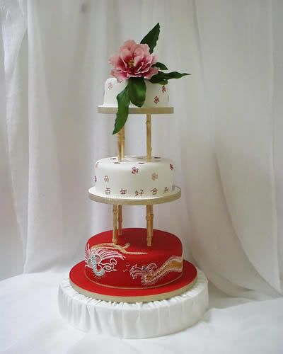 asian style cake