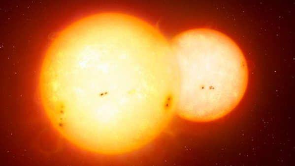 Una novedosa y sorprendente teoría científica sobre la formación de las estrellas puede cambiar nuestra concepción del Sistema Solar y de la historia de la Tierra, tal como la conocemos.Dos astrónomos de la Universidad de Berkeley y del Observatorio Astrofísico deHarvard-Smithsonian aseguran haber encontrado pruebas de que la mayoría de las estrellas nacen con una estrella gemela.En el caso del Sol, esta estrella gemela malvadase apagó, y fue la responsable...