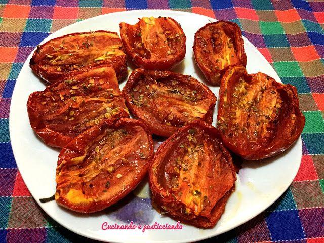 Cucinando e Pasticciando: Pomodori al forno