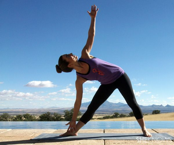 How to avoid hip injuries from yoga