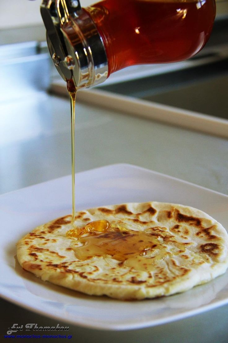 Cretan Sfakian Pie - Σφακιανή Πίτα