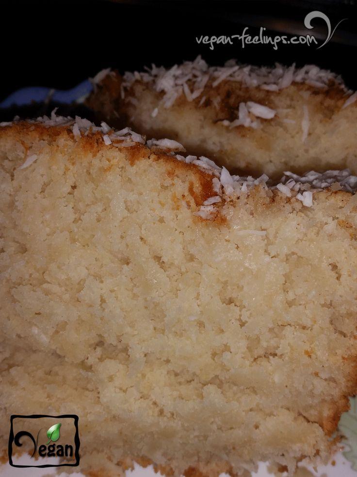 Veganer Kokosmilchkuchen Recipe Vegans - schnelle vegane küche